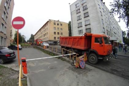 Петрозаводск: было/стало