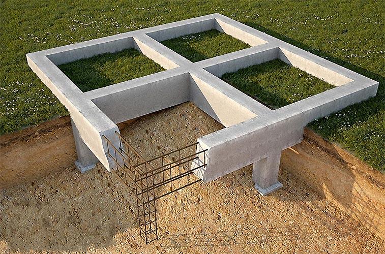 Фундамент - важная составляющая здания