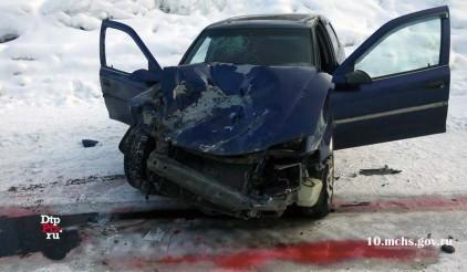 Стали известны подробности аварии в Суоярви
