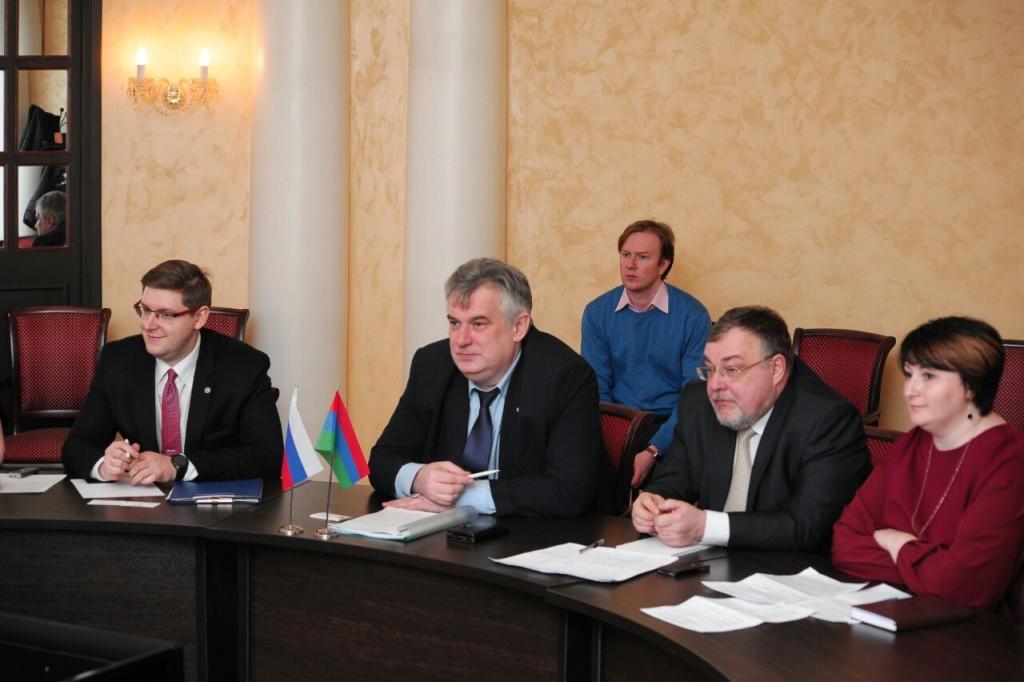 Представители правительства Карелии встретились с французским консулом