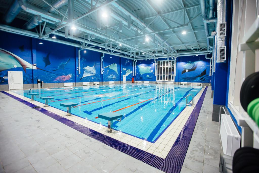 Новый физкультурно-оздоровительный комплекс строят в Петрозаводске
