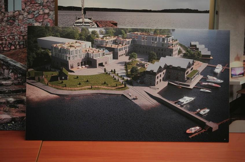Гостиничный комплекс мирового уровня появится в Сортавале