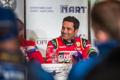 Пилот из Катара стал победителем ралли-рейда баха «Северный лес»