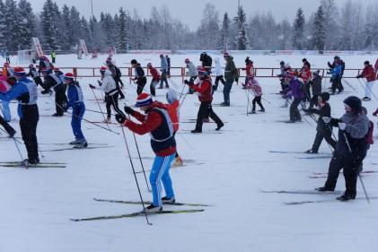 На лыжах по жизни