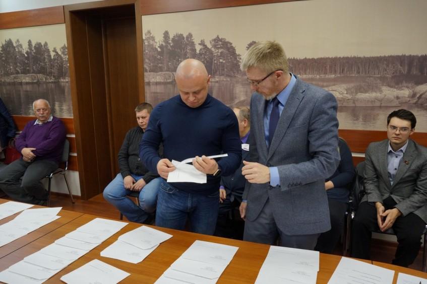 Жеребьевка бесплатного эфирного времени для предвыборной агитации прошла в Карелии