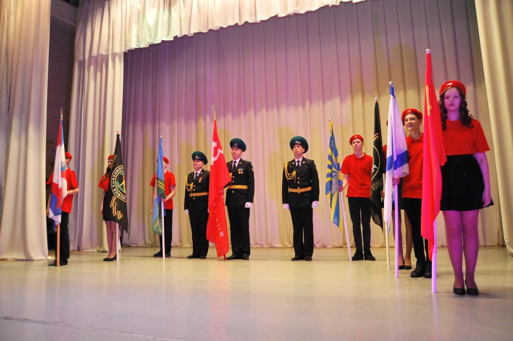 Глава Карелии поздравил ветеранов военных действий Сортавалы с 23 февраля