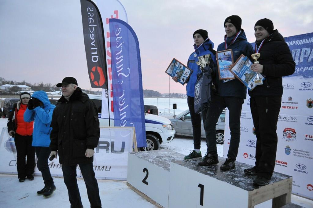 Артур Парфенчиков пожелал молодым конькобежцам из Карелии оказаться на олимпийском пьедестале