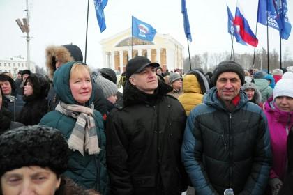 Артур Парфенчиков пришел поддержать российских олимпийцев