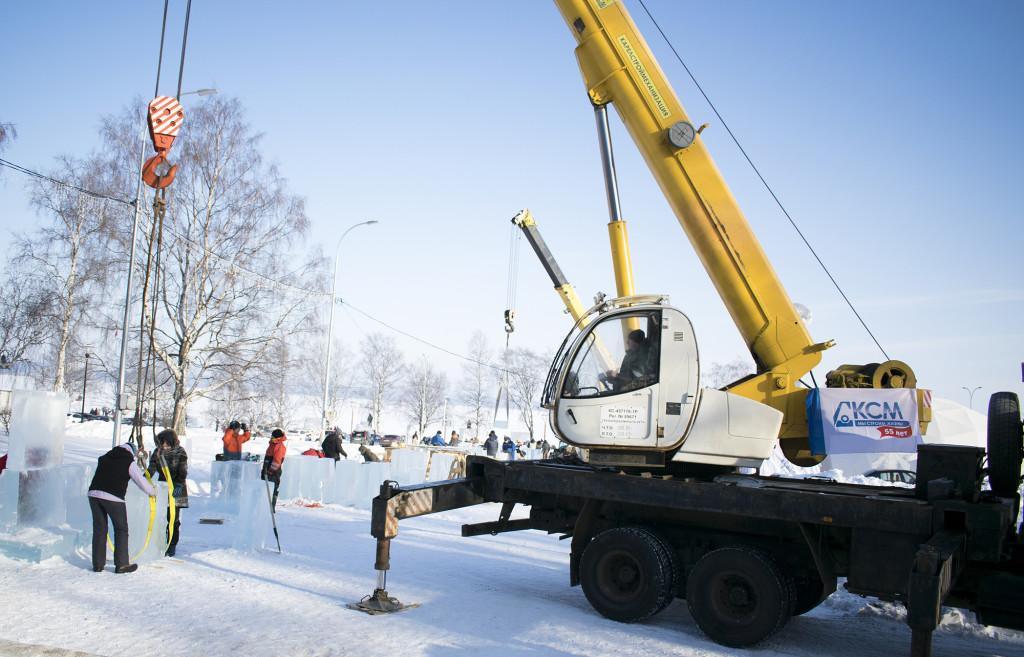 «КСМ» устроит бесплатную фотосессию на Гиперборее