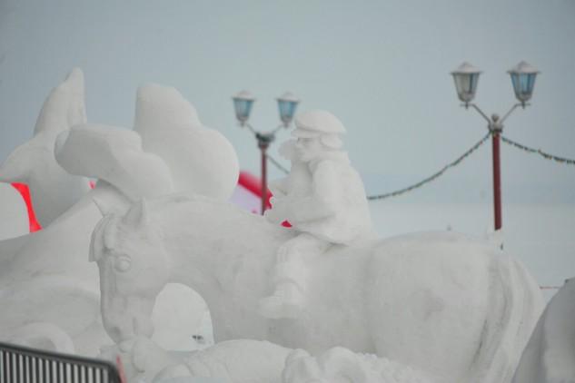 Гиперборейские гуляния начались в центре Петрозаводска