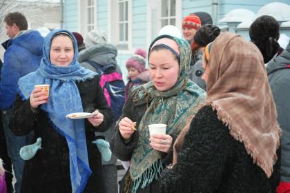 Зимние «Иллюзии старого города» впервые проходят в Карелии