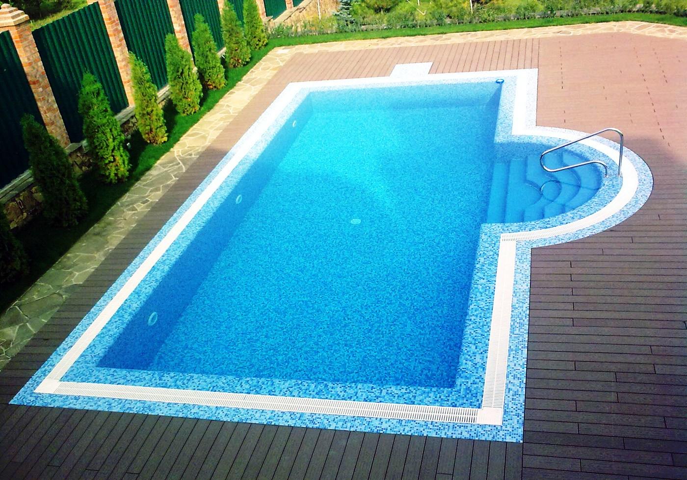 Бассейны для частных домов