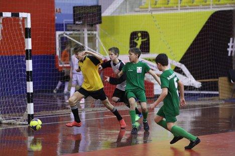 Юные футболисты из Приморья и Магадана полетят в Сочи за победой