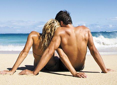 Молодой партнер может омолодить и женщину
