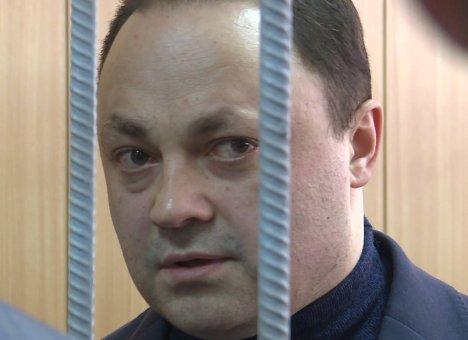 Игорь Пушкарев задал вопросы обвинению через социальные сети