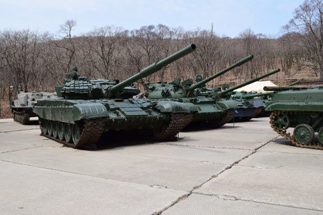 Военно-исторический Владивосток привлекает туристов