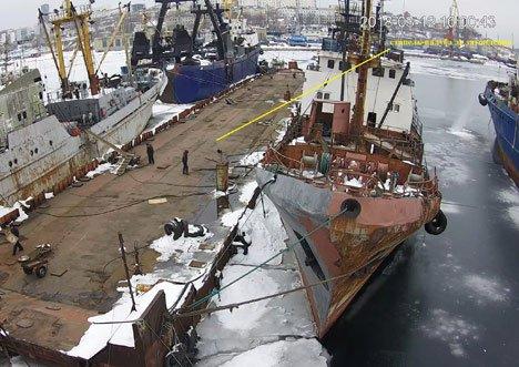 В Приморье причальный беспредел привел к катастрофе
