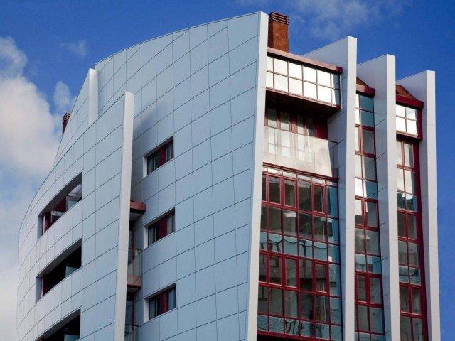 Вентилируемые фасады – технология будущего