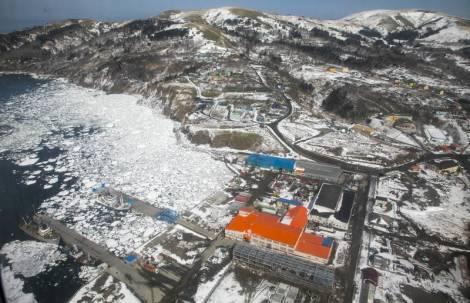 На курильском Шикотане откроют два новых рыбоперерабатывающих завода