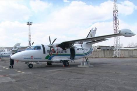 В Хабаровском крае возобновлены полеты самолетов Л-410