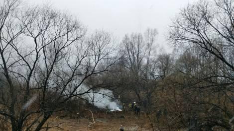 По 3 млн рублей будет выплачено семьям разбившихся в Хабаровске вертолетчиков
