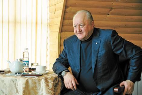 Владимир ИЛЮХИН, губернатор Камчатского края: Камчатку Бог любит