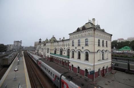 Скоростная железная дорога соединит Муданьцзян и Владивосток