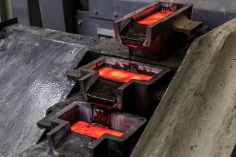 На Колыме на Наталкинском ГОКе получена первая тонна золота