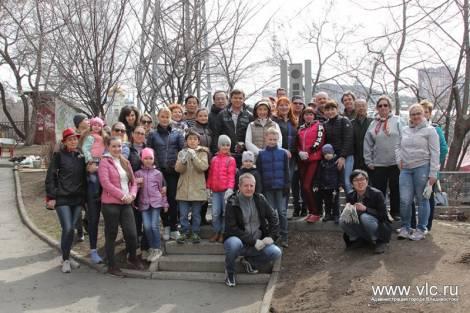Во Владивостоке рядом с японской сакурой будет расти и природный символ Приморья