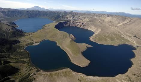 На Камчатке начал работу новый вертолетный туристический маршрут