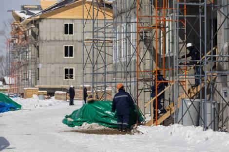На Сахалине за три года введено в эксплуатацию около 1 млн кв. метров жилья
