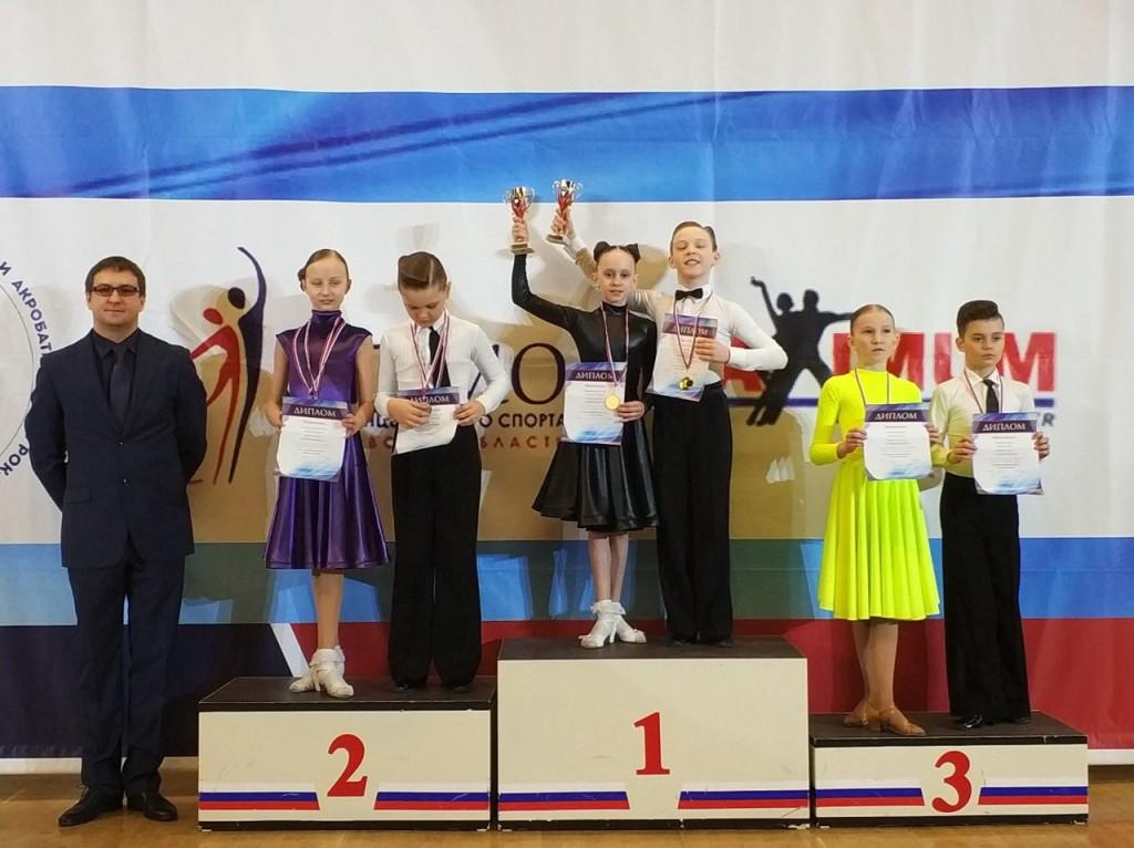 Танцоры из Карелии взяли бронзу на чемпионате мира по секвею среди профессионалов