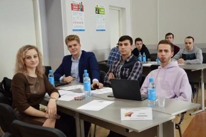 Финал студенческой лиги чемпионата по управлению бизнесом состоялся в Петрозаводске