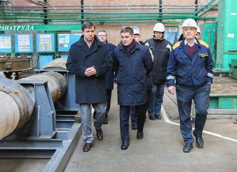 Виталий Веркеенко отработал в кресле мэра 100 дней