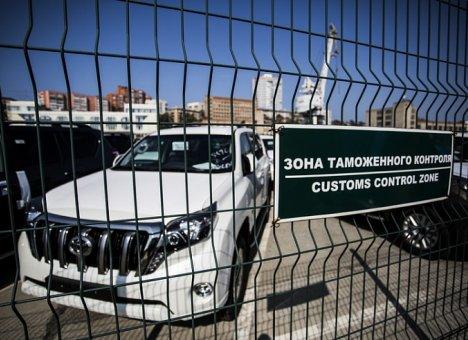 Глава Приморья просит правительство об отсрочке повышения утилизационного сбора