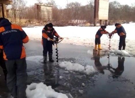 МЧС держит ледоход под контролем