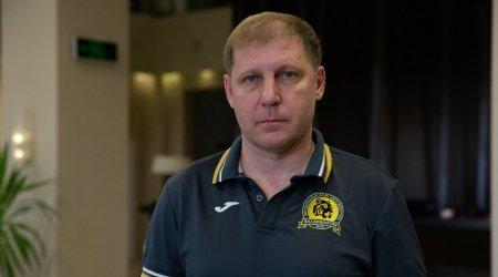 Бывший главный тренер
