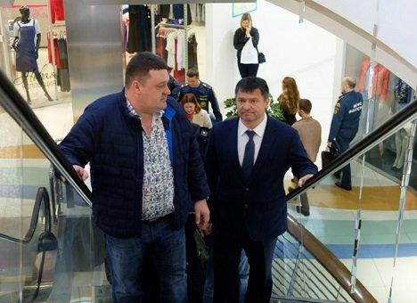 Губернатор Приморья лично пошел по торговым центрам