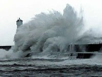 На Приморье надвигается мощный циклон