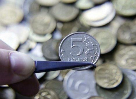 Падение курса рубля пока нечем остановить