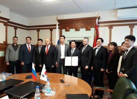 Южнокорейская провинция Кёнги укрепляет связи с Дальним Востоком России