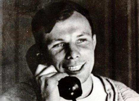 Промсвязьбанк подарил музею кинокамеру, запечатлевшую прилет Юрия Гагарина 12 апреля 1961 года