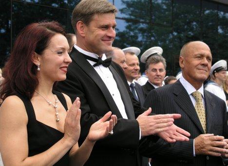 Жена Дарькина позвала супруга помочь с управлением банком