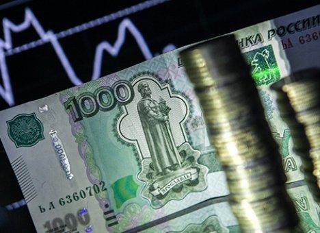 Рубль в ожидание новых санкций США
