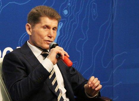 Сын главы Сахалина открывает свой бизнес в Приморье