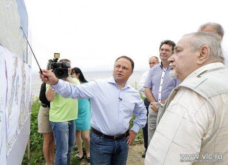 Экс-мэр Владивостока Игорь Пушкарев рассказал в соцсетях об одном важном проекте