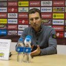Григорян уволен с поста главного тренера