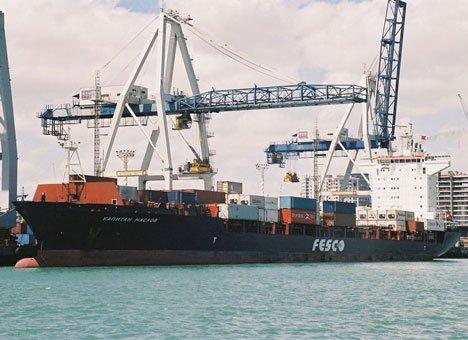 Дальневосточное морское пароходство пытается торпедировать компания из Санкт-Петербурга