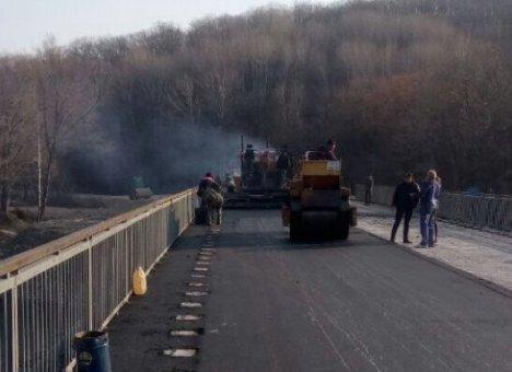 В Приморье сдан в эксплуатацию мост