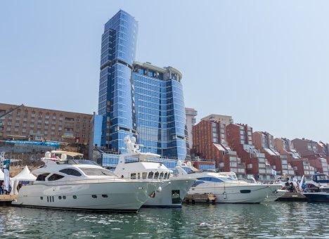 На финишной прямой подготовка к Юбилейной выставке катеров и яхт Vladivostok Boat Show X
